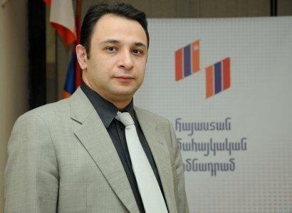 «Հայաստան համահայկական հիմնադրամի» տնօրեն Արա Վարդանյանը