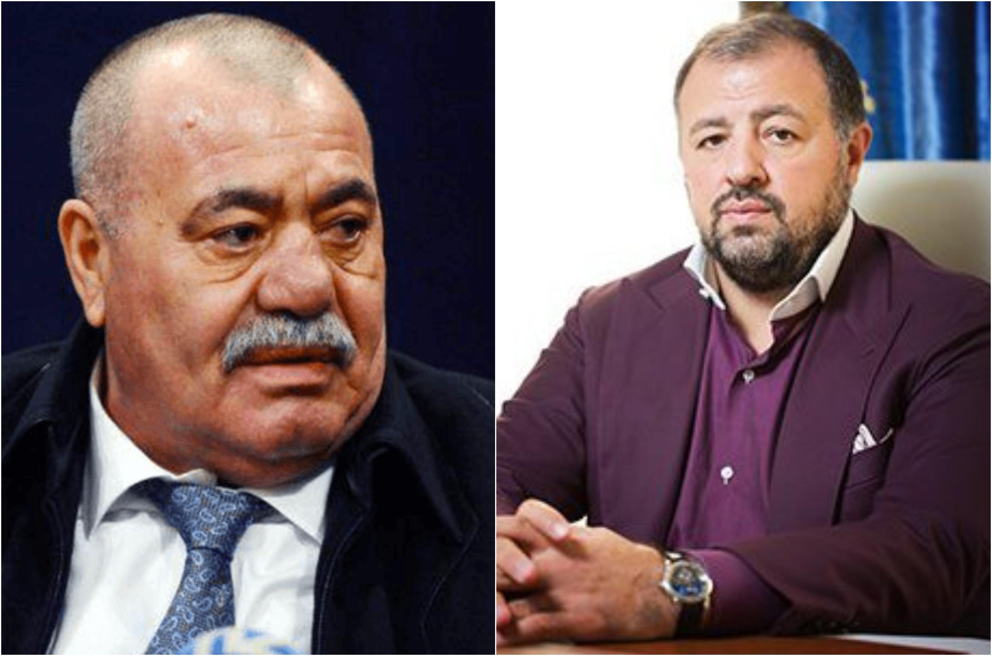 Մանվել Գրիգորյանը և Արթուր Ասատրյանը