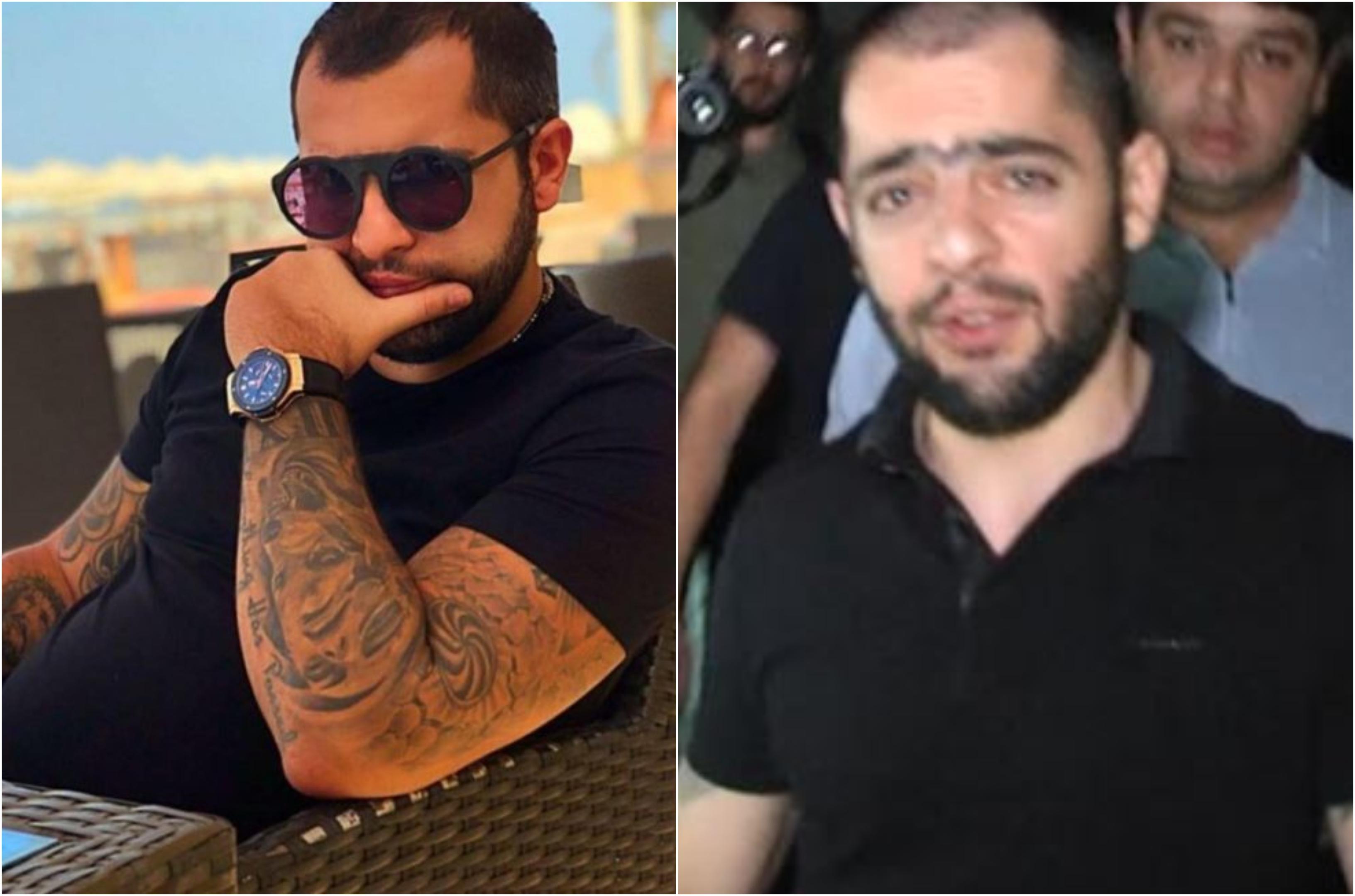 Ալեքսանդր Սարգսյանի երկու որդիներ՝ Նարեկ և Հայկ Սարգսյանները