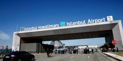 «Ստամբուլ» օդանավակայանը բացվեց հոկտեմբերի 29-ին