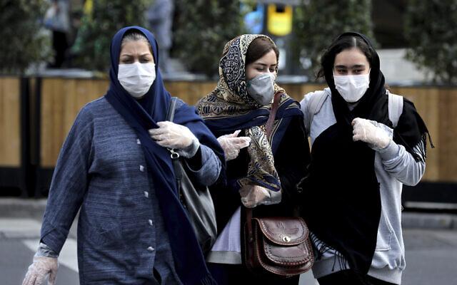 Լուսանկարի հեղինակ՝ Ebrahim Noroozi / Associated Press, Թեհրան, փետրվարի 23, 2020թ․